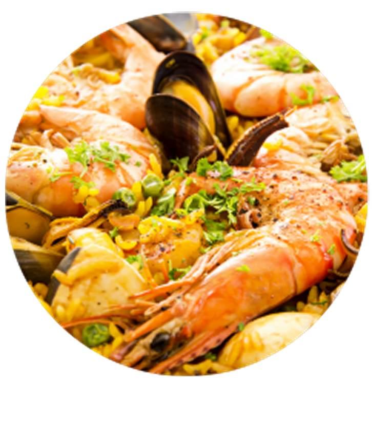 Paella Pan Food
